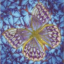 Diamond Facet Art Kit- Flutter by Silver