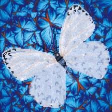 Diamond Facet Art Kit- Flutterby White