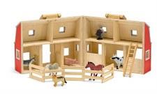 Melissa & Doug Fold & Go Barn Set