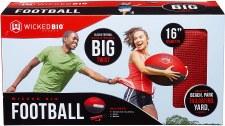 "Wicked Big Sports- Football, 15"""