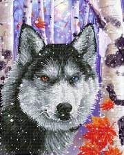 Diamond Facet Art Kit- Forest Wolf