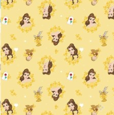 Forever Princess Bolted Fabric- Belle