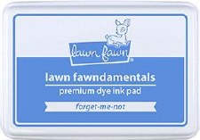 Lawn Fawn Premium Dye Ink- Forget-Me-Not