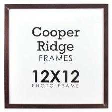 12x12 Cooper Ridge Frame - Walnut