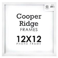 12x12 Cooper Ridge Frame - White
