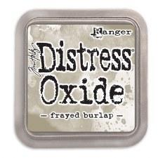 Tim Holtz Distress Oxide- Frayed Burlap Ink Pad