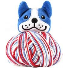 Lovey Tops Yarn- French Bulldog