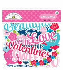 French Kiss Die Cuts- Chit Chat