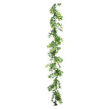6' Boxwood Garland