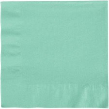 """Touch of Color 6.5"""" Napkin- Fresh Mint"""