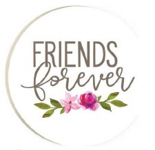 Car Coaster- Friends Forever
