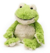 Warmies Cozy Plush: Frog