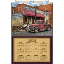 "2020 Calendar Felt Applique Kit, 16x24""- Frontier Hardware"