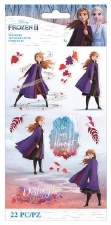 Frozen II Stickers- Anna