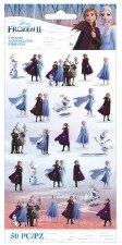 Frozen II Stickers- Tiny Characters