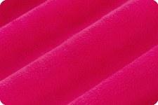 """Cuddle Fleece, 90""""- Pinks- Fuchsia"""