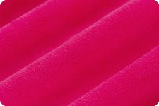 "Cuddle Fleece, 60""- Pinks- Fuschia"