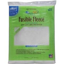 "Fusible Fleece, 45"" x 60""- White"