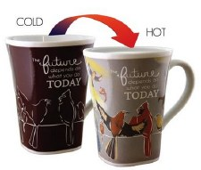 Color Changing Story Mug- Future