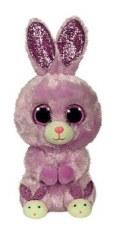 Ty Beanie Boos- Fuzzy Bunny