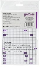 "Gemini Jr. Magnetic Shim, 6"" x 9"""