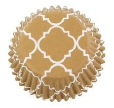 Baking Cups, 75ct- Geometric Design