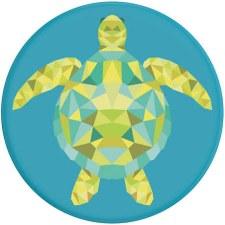 Pop Sockets- Geo Turtle