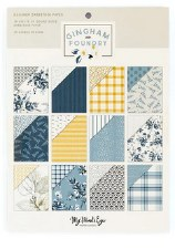 Gingham Foundry 6x8 Paper Pad