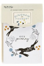 Gingham Foundry Journal Cards