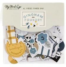 Gingham Foundry Mixed Bag Die Cuts