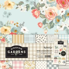 Gingham Gardens Collection Pack