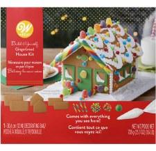 Gingerbread Kit- House