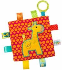 Taggies Crinkle Me Baby Toy- Giraffe