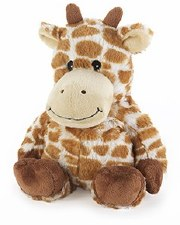 Warmies Cozy Plush: Giraffe