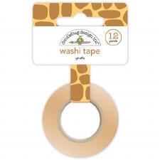 At The Zoo Washi Tape- Giraffe