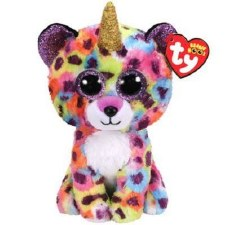 Ty Beanie Boos- Giselle the Leopard