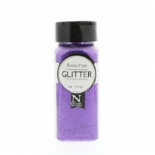 2oz. Glitter- Extra Fine Amethyst