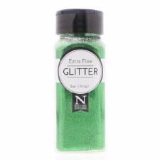 2oz. Glitter- Extra Fine Emerald