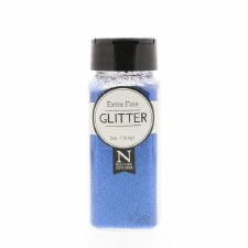 2oz. Glitter- Extra Fine Midnight