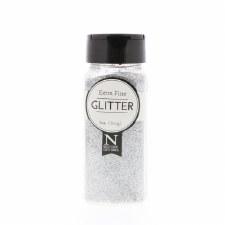 2oz. Glitter- Extra Fine Sterling