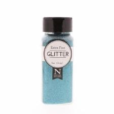 2oz. Glitter- Extra Fine Teal