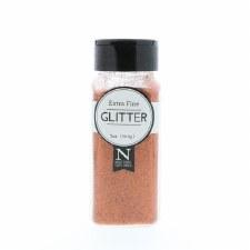 2oz. Glitter- Extra Fine Iridescent Orange