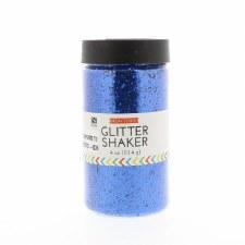 4oz. Glitter Shaker- Royal Blue