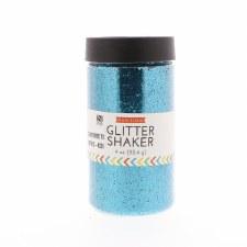4oz. Glitter Shaker- Teal