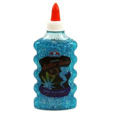 Elmer's Glitter Glue- Blue, 4 oz.
