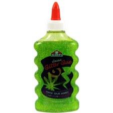 Elmer's Glitter Glue- Green, 4 oz.