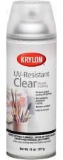UV Resist Spray, 11oz- Gloss