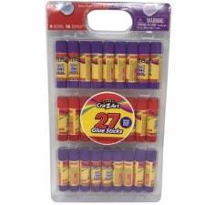 Cra-Z-Art Glue Sticks, 27ct