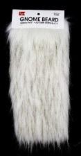 "Gnome Beard 9""x12"", 45/75mm- White/Black"