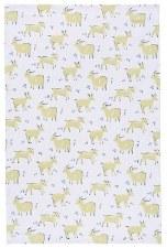 Now Designs Dish Towel- Goats